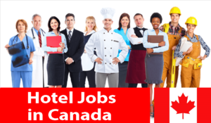 hotel jobs in canada